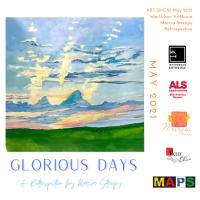 Glorious Days: Marcia Streepy Retrospective presented by InterUrban ArtHouse at InterUrban ArtHouse, Overland Park KS