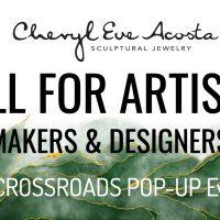 Crossroads First Friday Artist Pop-UP Opportunity!...
