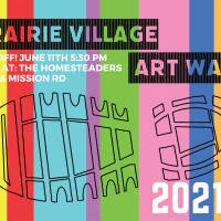 Prairie Village Art Walk Kickoff presented by Prairie Village Arts Council at ,