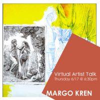 VIRTUAL – Margo Kren Artist Talk presented by Kansas City Artists Coalition at Online/Virtual Space, 0 0