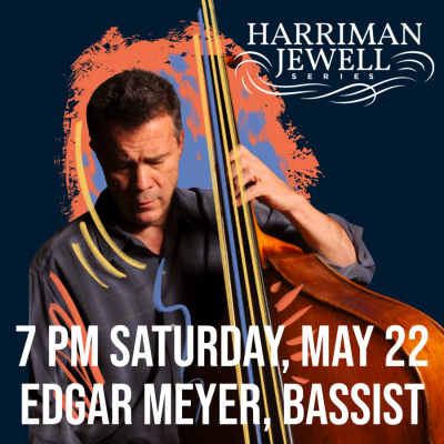 VIRTUAL – Edgar Meyer, Bassist in Solo Performance – Digital Experience presented by Harriman-Jewell Series at 1900 Building, Mission Woods KS