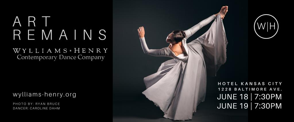Art Remains Wylliams Henry Contemporary Dance - Ju...
