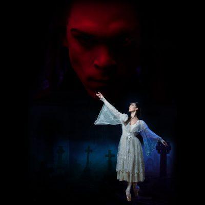 """Kansas City Ballet Presents """"Dracula"""" presented by Kansas City Ballet at Kauffman Center for the Performing Arts, Kansas City MO"""