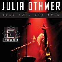 Julia Othmer with Special Guests presented by InterUrban ArtHouse at InterUrban ArtHouse, Overland Park KS