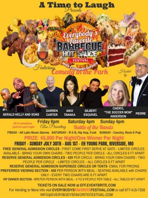 Everybody's Favorite BBQ & Hot Sauce Festival presented by The SISter SISter Show at ,
