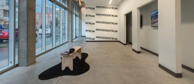 """Exhibition: """"Ankersentrum (surviving in the ruinous ruin)"""" presented by Goethe Pop Up Kansas City at Goethe Pop Up Kansas City, Kansas City MO"""