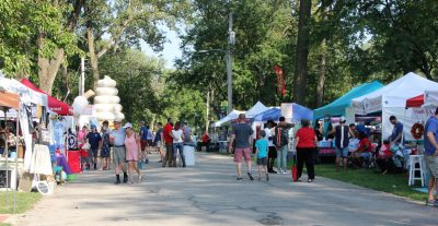 Parkville Days 2021 presented by The SISter SISter Show at ,