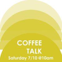 KCAC Coffee Talk: ReConnect presented by Kansas City Artists Coalition at Kansas City Artists Coalition, Kansas City MO