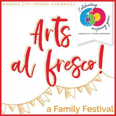 Arts Al Fresco! presented by Kansas City Young Audiences at Kansas City Young Audiences, Kansas City MO