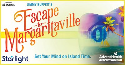 Escape to Margaritaville presented by Starlight at Starlight Theatre, Kansas City MO