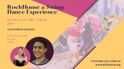 RockHouse a Swing Dance Experience presented by 627 Stomp at ,