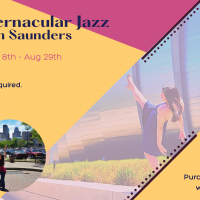 Solo Vernacular Jazz w/ Sarah Saunders presented by 627 Stomp at ,