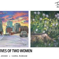 Life Perspectives of Two Women presented by Tim Murphy Art Gallery at Tim Murphy Art Gallery, Merriam KS
