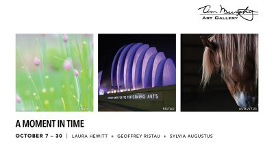 A Moment in Time presented by Home at Tim Murphy Art Gallery, Merriam KS