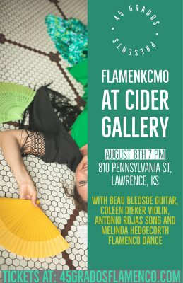 FlamenKcmo at Cider Gallery presented by Home at ,