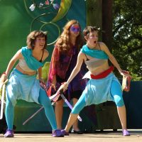 Shakespeare Conservatory presented by Heart of America Shakespeare Festival at ,