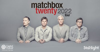 Matchbox Twenty presented by Starlight at Starlight Theatre, Kansas City MO