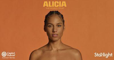 Alicia Keys – ALICIA: The World Tour presented by Starlight at Starlight Theatre, Kansas City MO