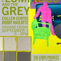 The Luminous and the Grey presented by The Ekru Project at ,