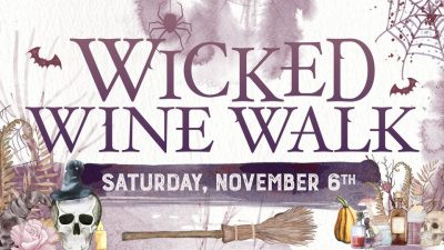 Wicked Wine Walk presented by Kansas City Power & Light District at ,