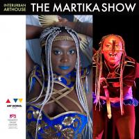 The Martika Show presented by InterUrban ArtHouse at InterUrban ArtHouse, Overland Park KS