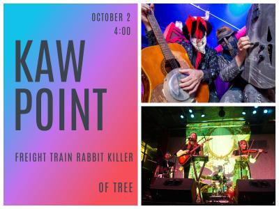 Freight Train Rabbit Killer & Of Tree at Kaw Point presented by Freight Train Rabbit Killer & Of Tree at Kaw Point at ,