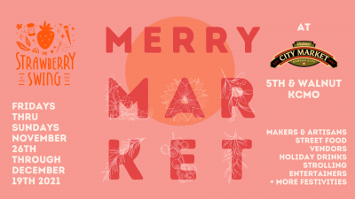 The 11th Annual Holiday Swing at Merry Market! presented by The Strawberry Swing Indie Craft Fair at ,