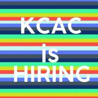 KCAC is HIRING
