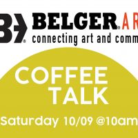 Coffee Talk : Catch Up with Belger Arts presented by Kansas City Artists Coalition at Kansas City Artists Coalition, Kansas City MO