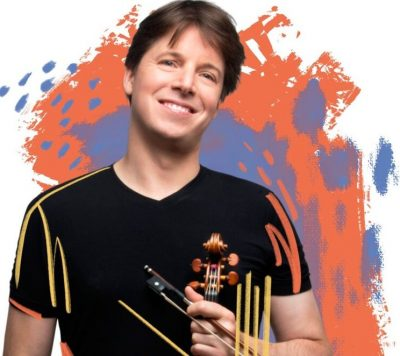 Joshua Bell and Alessio Bax, Violinist and Pianist in Recital presented by Harriman-Jewell Series at Kauffman Center for the Performing Arts, Kansas City MO