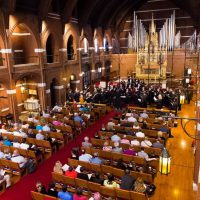 The Everlasting God – William Baker Festival Singers 24th Season Opening Concert presented by William Baker Choral Foundation at ,