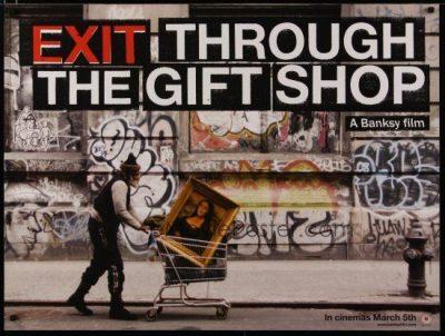 ArtOberfest Film Screening: Exit Through the Gift Shop presented by Rockhurst University at ,