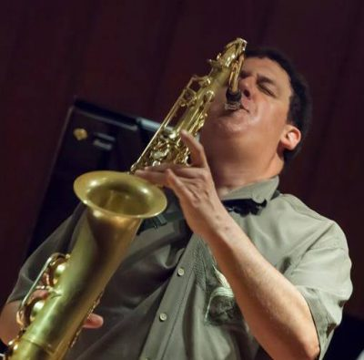 Rob Scheps/Roger Wilder Quartet presented by American Jazz Museum at The Blue Room, Kansas City MO