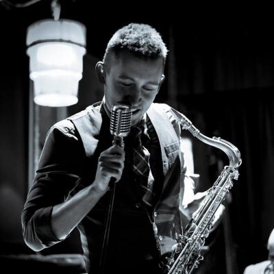 Steve Lambert presented by American Jazz Museum at The Blue Room, Kansas City MO