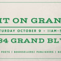 Lit on Grand presented by Flying Ketchup Press at ,