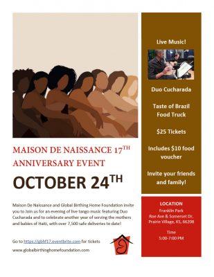 Mason de Naissance 17th Anniversary Celebration presented by Mason de Naissance 17th Anniversary Celebration at ,