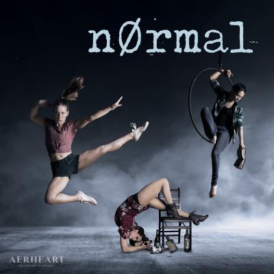 n0rmal presented by Kansas City Aerial Arts at H&R Block City Stage Theatre at Union Station, Kansas City MO