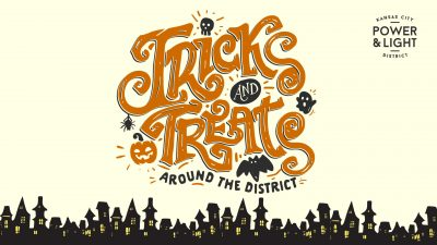 Tricks & Treats around The District presented by Kansas City Power & Light District at ,