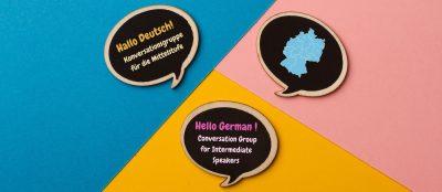 VIRTUAL – German Conversation Group for Intermediate Speakers presented by Goethe Pop Up Kansas City at Online/Virtual Space, 0 0